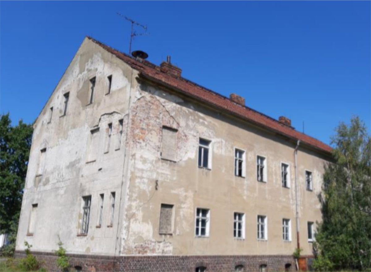 Gebäude in Kodersdorf-Bahnhof werden abgerissen