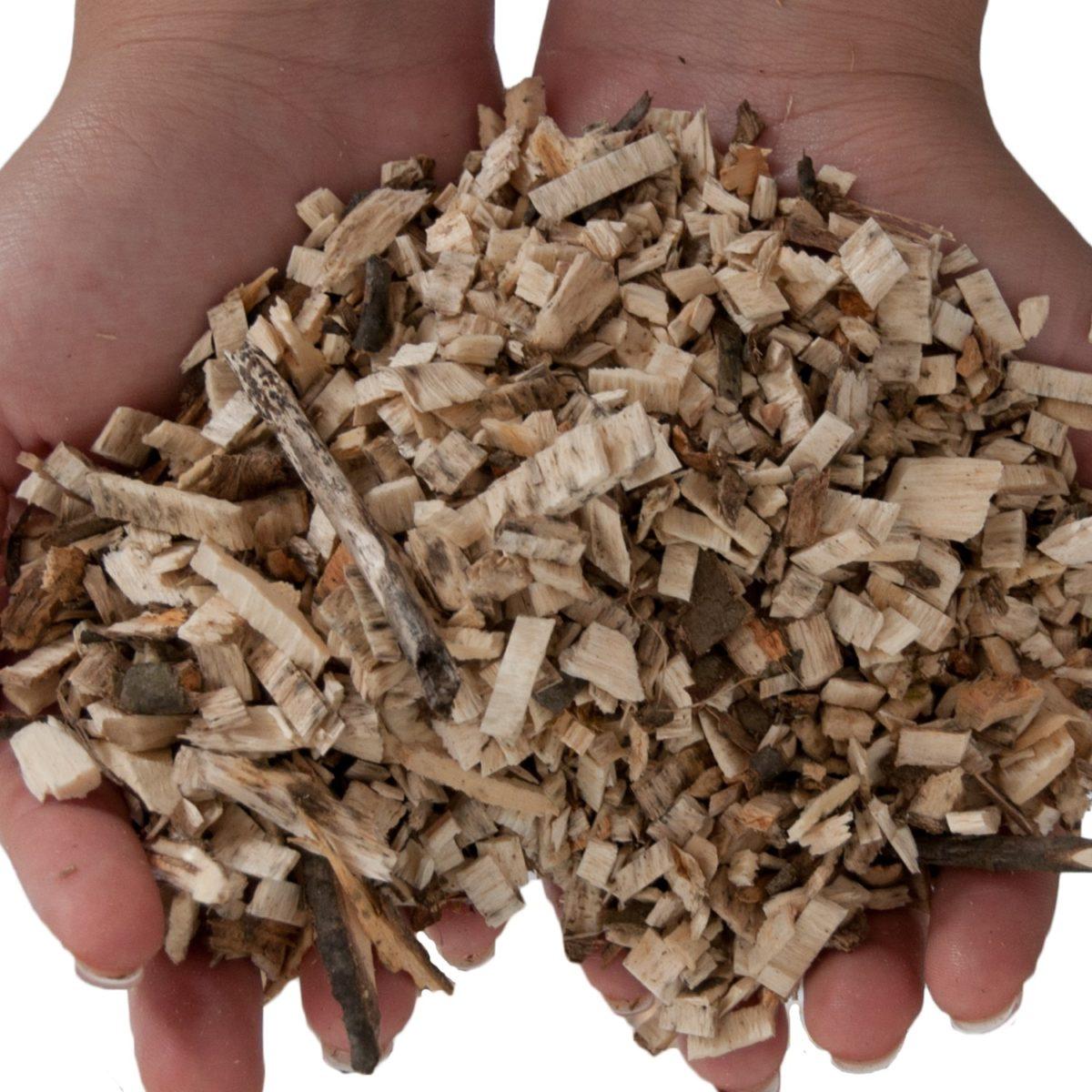 Annahme von Reisig und Baumschnitt